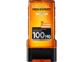 L'ORÉAL Men Expert Hydra Energy, 300 ml, sprchový gel