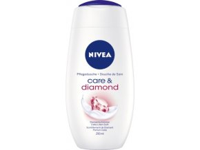 NIVEA, Cremedusche Diamond Touch, 250 ml, sprchový gel