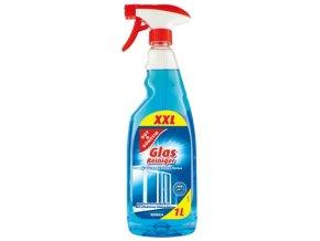 Gut&Günstig, prostředek na čištění skleněných povrchů, oken, 1 litr