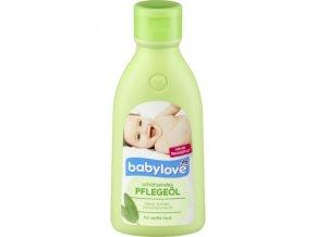 babylove, Dětský tělový olej, 250 ml