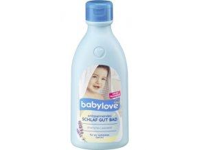 babylove, Relaxační dětská koupel  , 0,5 l