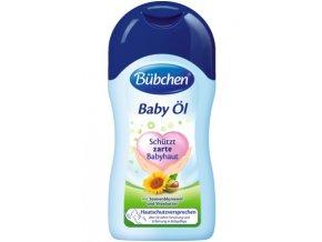 Bübchen Babyol olejíček pro děti, 0,4 l