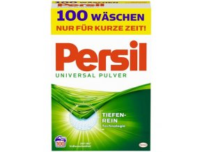 Persil Universal, prací prášek z Německa, 100 pracích dávek | Malechas