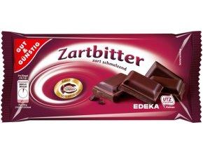 Gut&Günstig Zartbitter, hořká čokoláda 100g