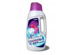 Waschkönig OXY KRAFT Color gel německý odstraňovač skvrn a fleků, 1,5 litru