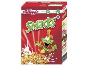 Potraviny z Německa Kelloggs Smacks zdravá výživa 330 g