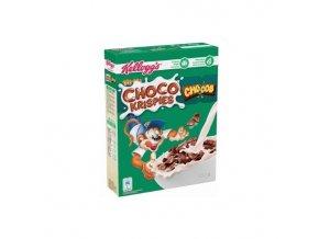 Potraviny z Německa Kelloggs Choco Krispies Chocos křupavé čokoládové vločky,330g