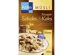 Kölln čokoládové müsli, 500g