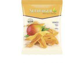 Seeberger, sušené mango, 100 g