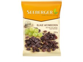 Seeberger, sušené rozinky z Německa, 200 g