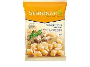 Seeberger, kandovaný zázvor, 200 g