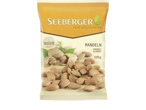 Seeberger, sušené mandle z Německa, 200 g