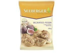 Seeberger, sušené fíky z Německa, 200 g