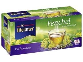 Messmer Fenyklový čaj z Německa 25 x 3,00 g, 75 g