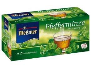 Messmer Mátový čaj 25 x 2,25 g, 56,25 g