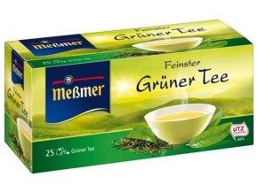 Messmer Zelený čaj sáčkovaný 25 x 1,75 g, 43,75 g