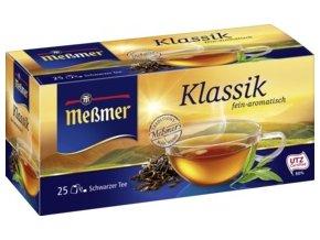 Messmer černý čaj Klassik, 25 x 1,75 g, 43,75 g