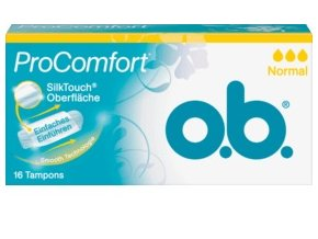Tampons Pro Comfort Normal, 16 St