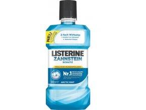 Listerine, ústní voda proti zubnímu kameni, 500 ml