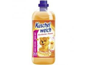 Kuschelweich Karibischer Traum aviváž, 990 ml, 33 pracích dávek