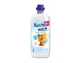 Kuschelweich Sanft Mild bílá aviváž, 990 ml, 33 PD