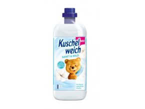 Kuschelweich Sanft Mild bílá aviváž, 1 litr, 31 PD | Malechas