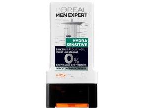L'ORÉAL Men Expert sprchový gel Hydra Sensitive, 300 ml