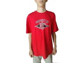 Easton Pánské tričko červené 43867
