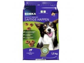 EDEKA Kompletní šťavnaté krmivo pro psy 1,5 kg