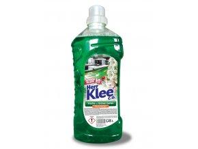 Klee s vůní zelené zahrady, universální čistič podlah 1,45 L