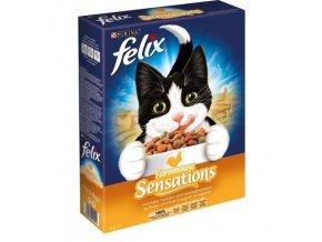 Felix Farmhause Sensations suché granule pro kočky 1 kg