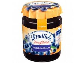 Landliebe Borůvkový džem 200 g - potraviny z Německa.