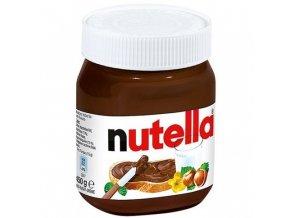 Ferrero Nutella z Německa 450 g