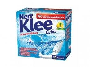 Klee WC čistící tablety, 16 ks