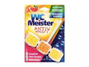 WC Meister závěska do WC s vůní grepfruitu 45 g