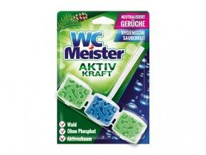WC Meister závěska do WC s lesní vůní 45 g