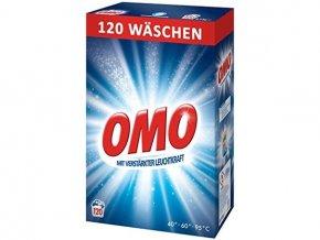 Prací prášky z Německa Omo Universal 120 pracích dávek