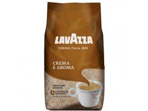 Zrnková káva Lavazza Crema e Aroma čerstvá