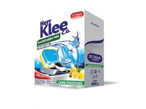 Německé tablety do myčky Klee Silver Line All in 1 , 30 ks