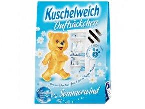 Kuschelweich Sommerwind vonné sáčky do skříně 3 ks