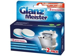 Tablety do myčky Glanz Meister tablety 2 ks