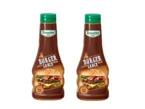 2x Develey Burger omáčka 250ml