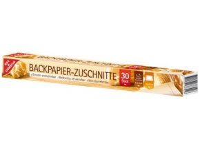 G&G Papír na pečení 30 ks