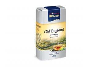 Messmer sypaný černý čaj Old England 400g