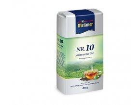 Messmer černý čaj sypaný Nr. 10, 400g