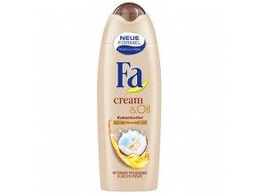Fa sprchový gel krém & olej 250 ml