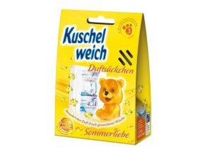 Kuschelweich Vonné sáčky do skříně Sommerliebe 3 ks
