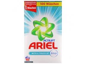 Prací prášky z Německa Ariel Febreze 100 PD