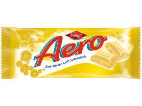 Trumpf Aero bublinková bílá čokoláda 100 g
