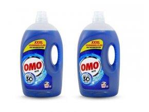 Prací gel Omo 2 x 100 pracích dávek 2 x 5l | Malechas